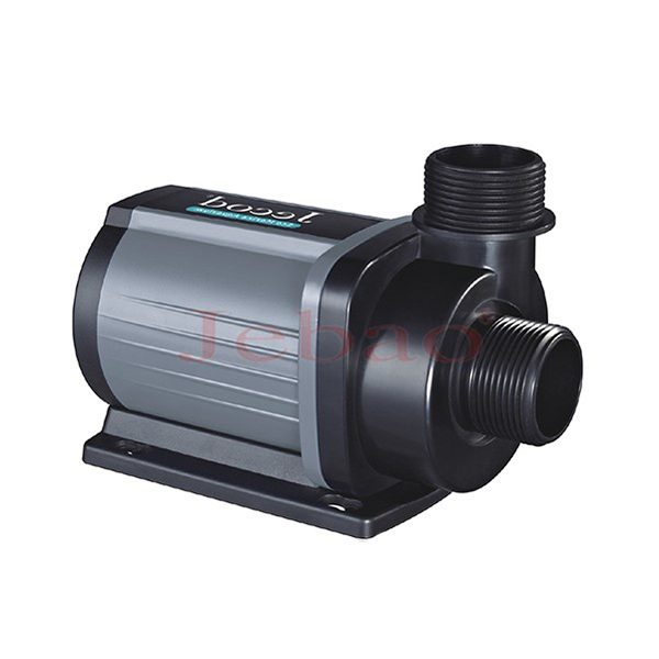 """משאבת מים 2000 ליט""""ש מתח נמוך 24V תוצרת JEBAO"""