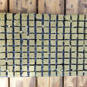 צמר סלעים לשתילה – 150 פלאגים