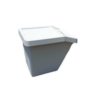 מכל לבן בנפח 60 ליטר