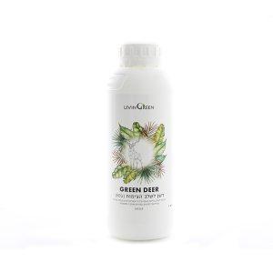 Green Deer – דשן לשלב צימוח ירוק – 1/5 ליטר